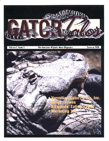 Gator Tales cover